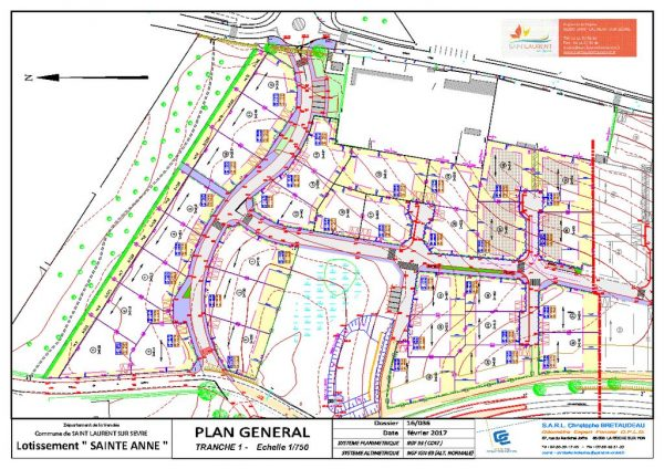 thumbnail of SAINTE ANNE – PLAN GENERAL LOTS 1ere Tranche