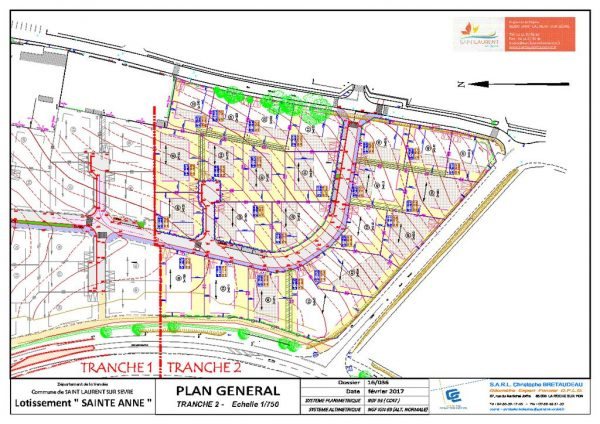 thumbnail of SAINTE ANNE – PLAN GENERAL LOTS 2eme Tranche