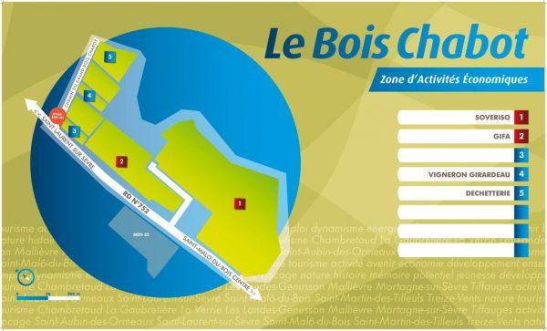 thumbnail of ZAE Le Bois Chabot