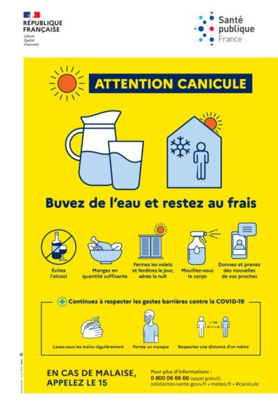 thumbnail of affiche canicule 2020