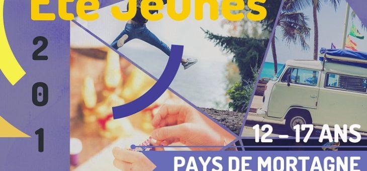 Été Jeunes 2019 – Pays de Mortagne
