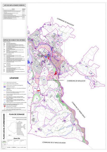 thumbnail of zonage zone est 5000ème